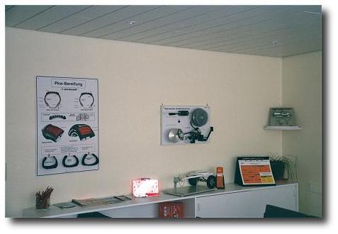 Fahrschule Hölterhoff - Lage und Räumlichkeiten