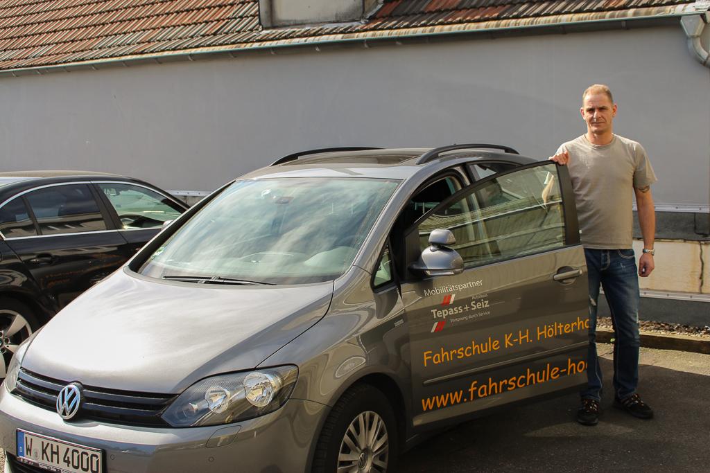 Fahrschule Hölterhoff - Marcus vom Schemm