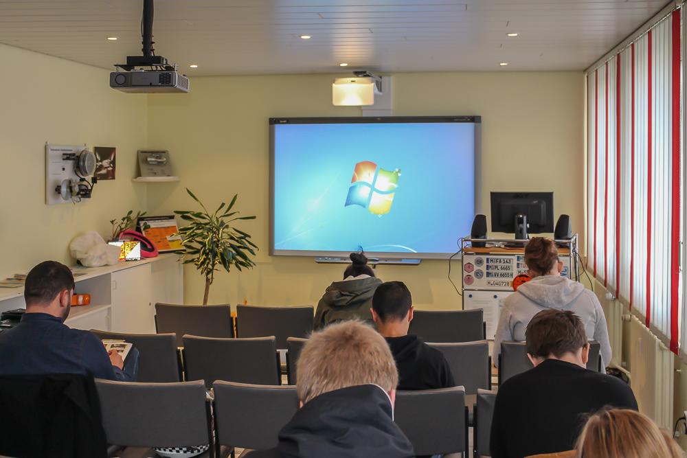 Fahrschule Hölterhoff 2014: Lage und Räumlichkeiten