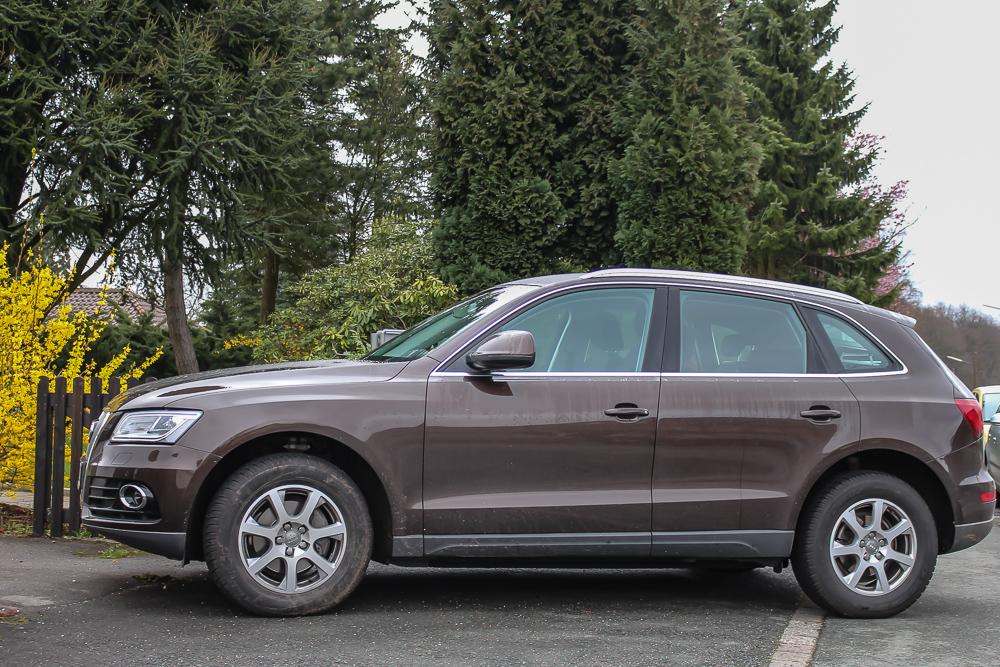 Fahrschule Hölterhoff 2014 - Fahrzeuge: Audi Q5