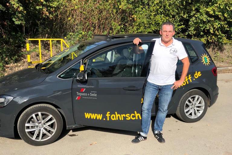 Fahrschule Hölterhoff - Bernhard Jungmichel