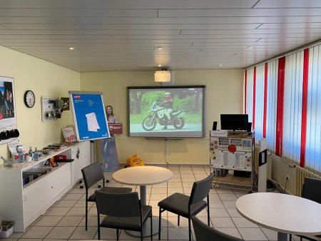 Fahrschule Karlheinz Hölterhoff in Wuppertal - Unsere Räumlichkeiten